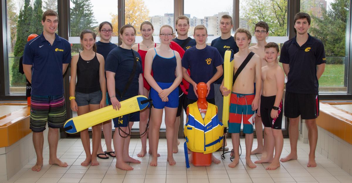 Club aquatique les piranhas du nord capn soci t de for Club piscine montreal
